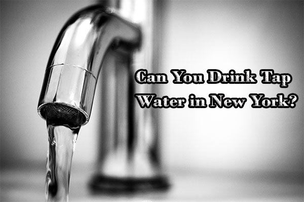 can you drink tap water in new york